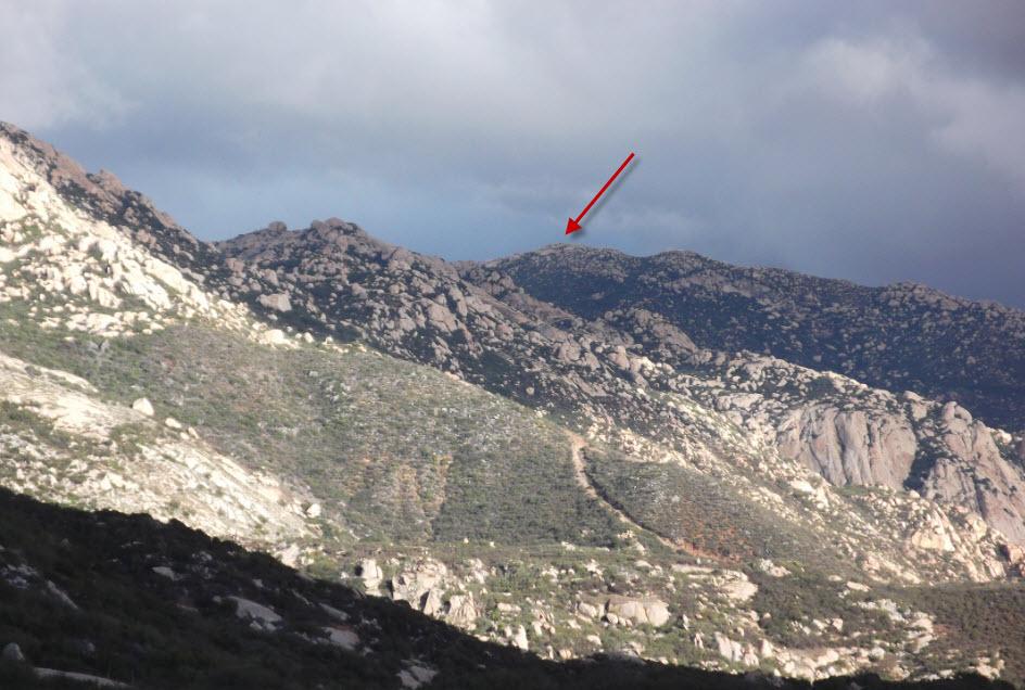 El Cajon Looking Back