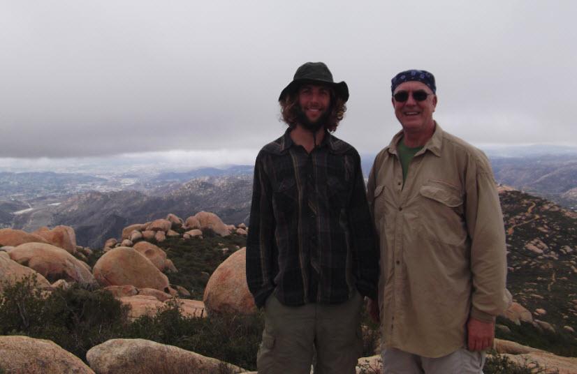 El Cajon Peak