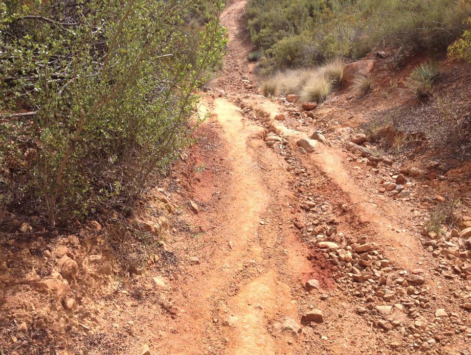 El Cajon Trail