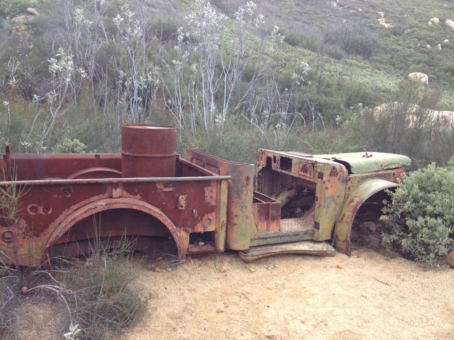 El Cajon Truck