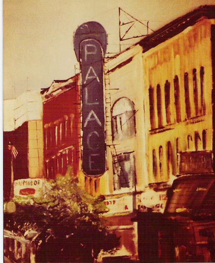 Palace Jamestown NY