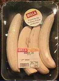 prepeeled bananas