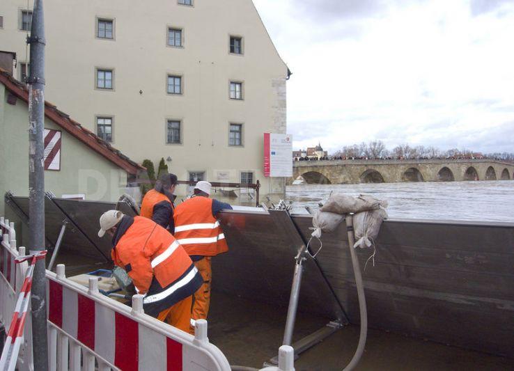 Flood Protection Wall
