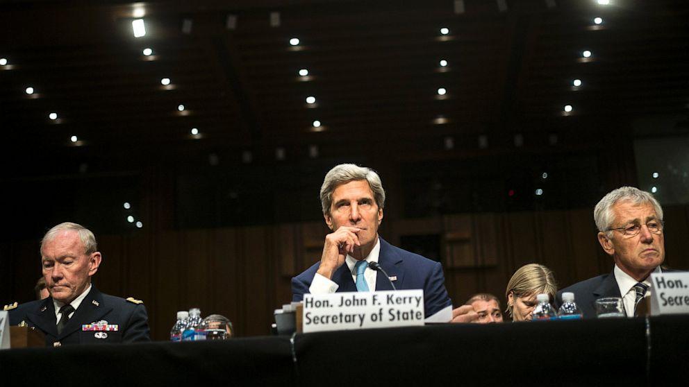 John Kerry in Syria Hearings