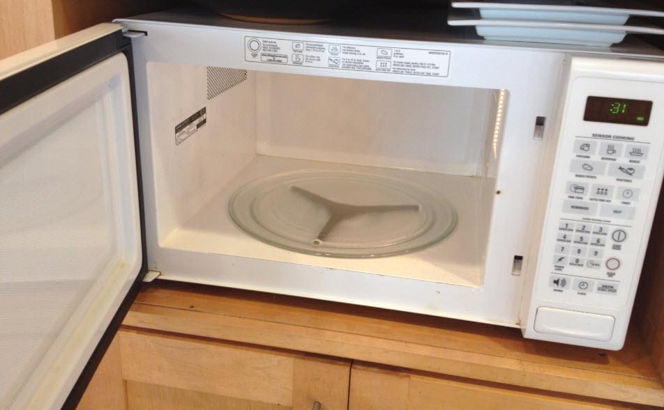 Cash-Microwave