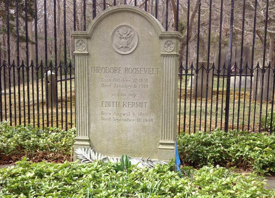 Roosevelts Grave