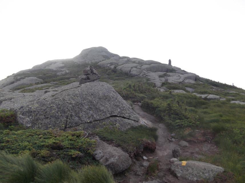 Seeing the Peak