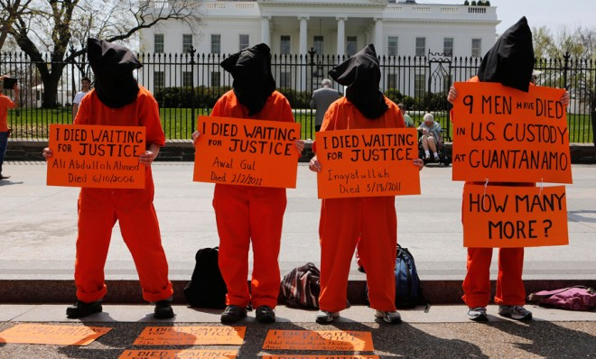 activists-gather-in-front-of-the-white-house-on-april-11-to-demand-the-closing-of-guantanamo-bay