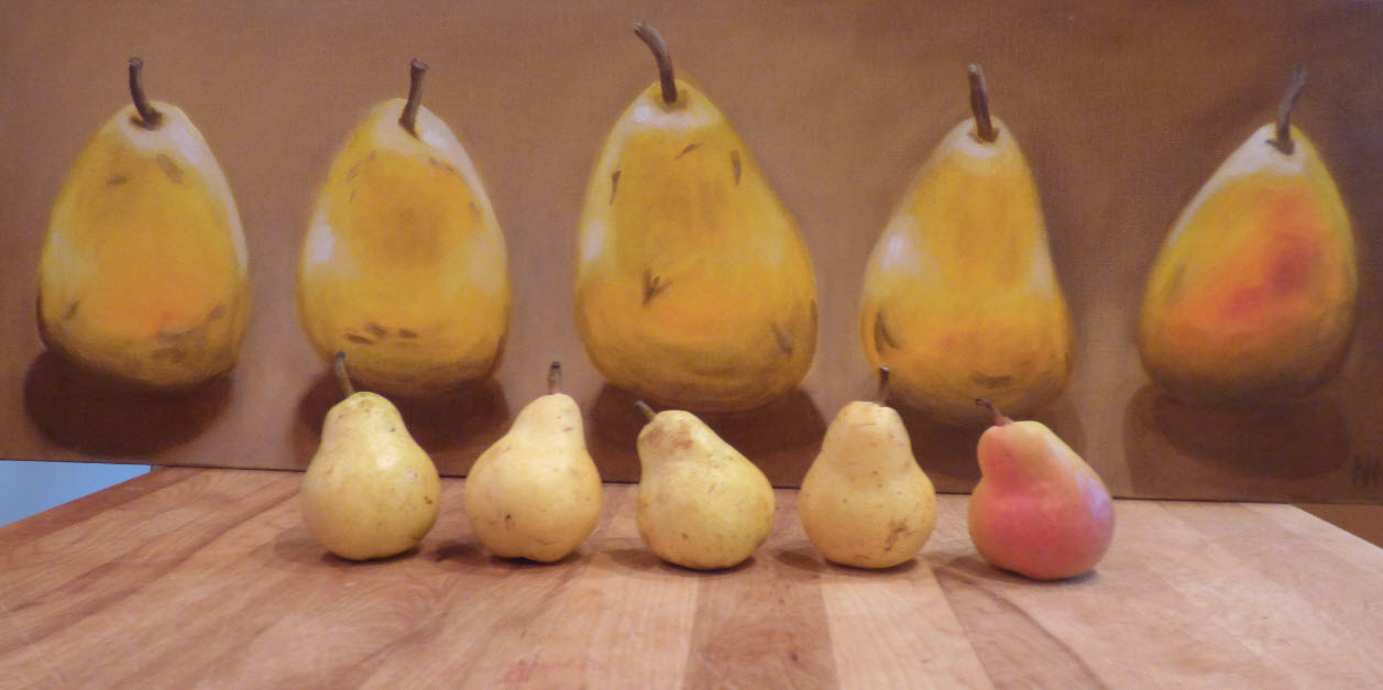 Pears Revisited 1