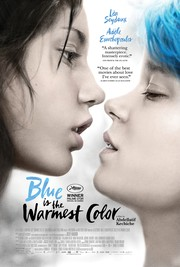 Blue Warmest Color