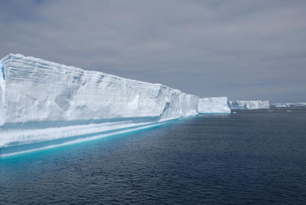 Ice-Shelf