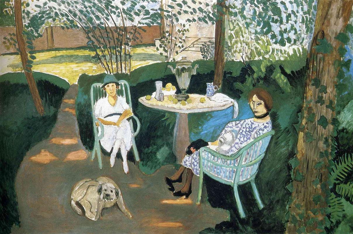 tea-in-the-garden-1919