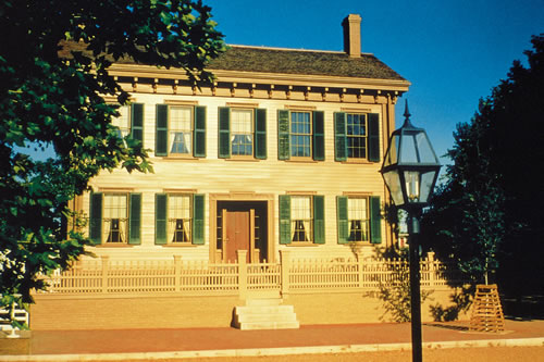 lincoln-springfield-house
