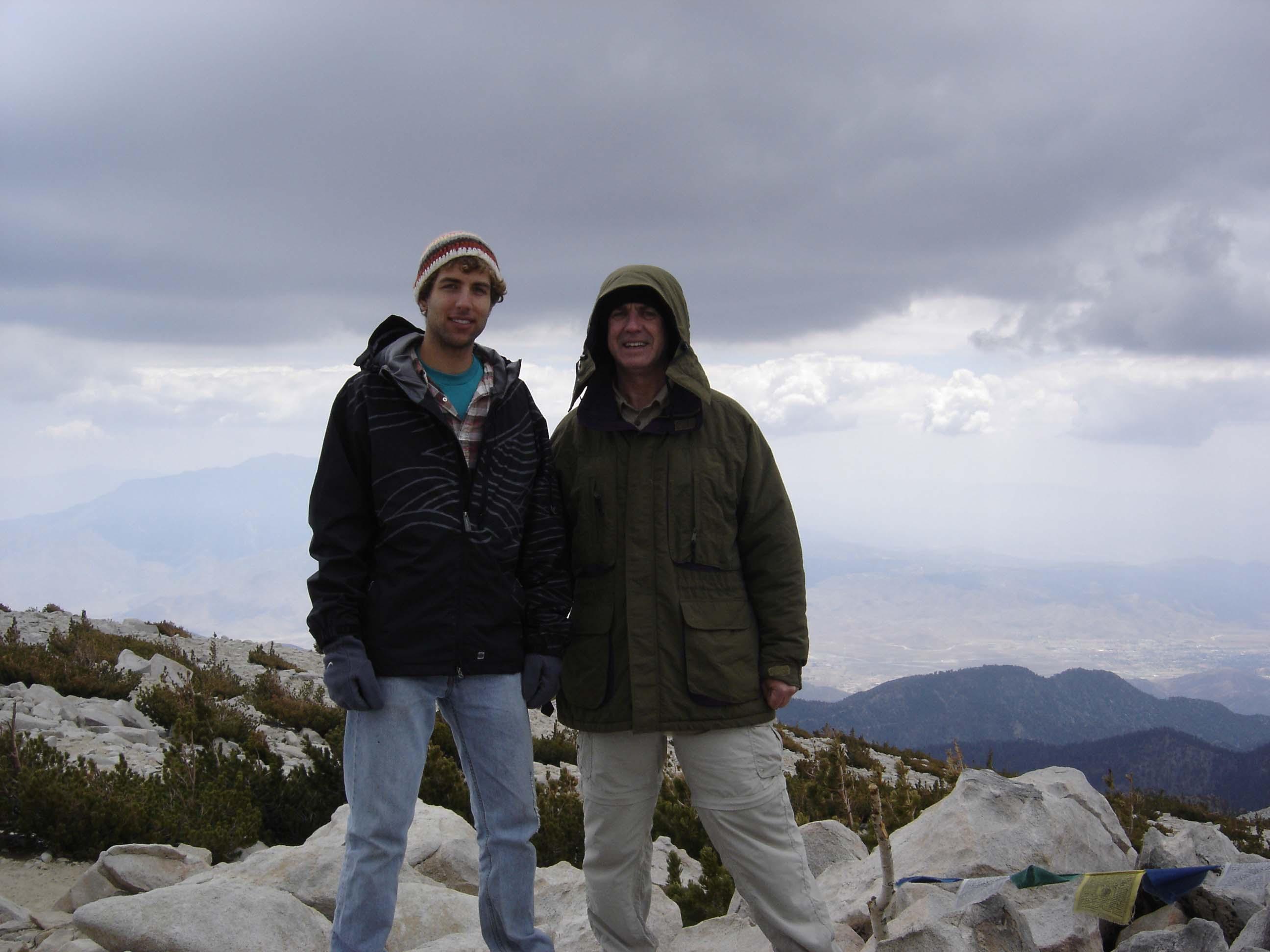 Boys on the Peak